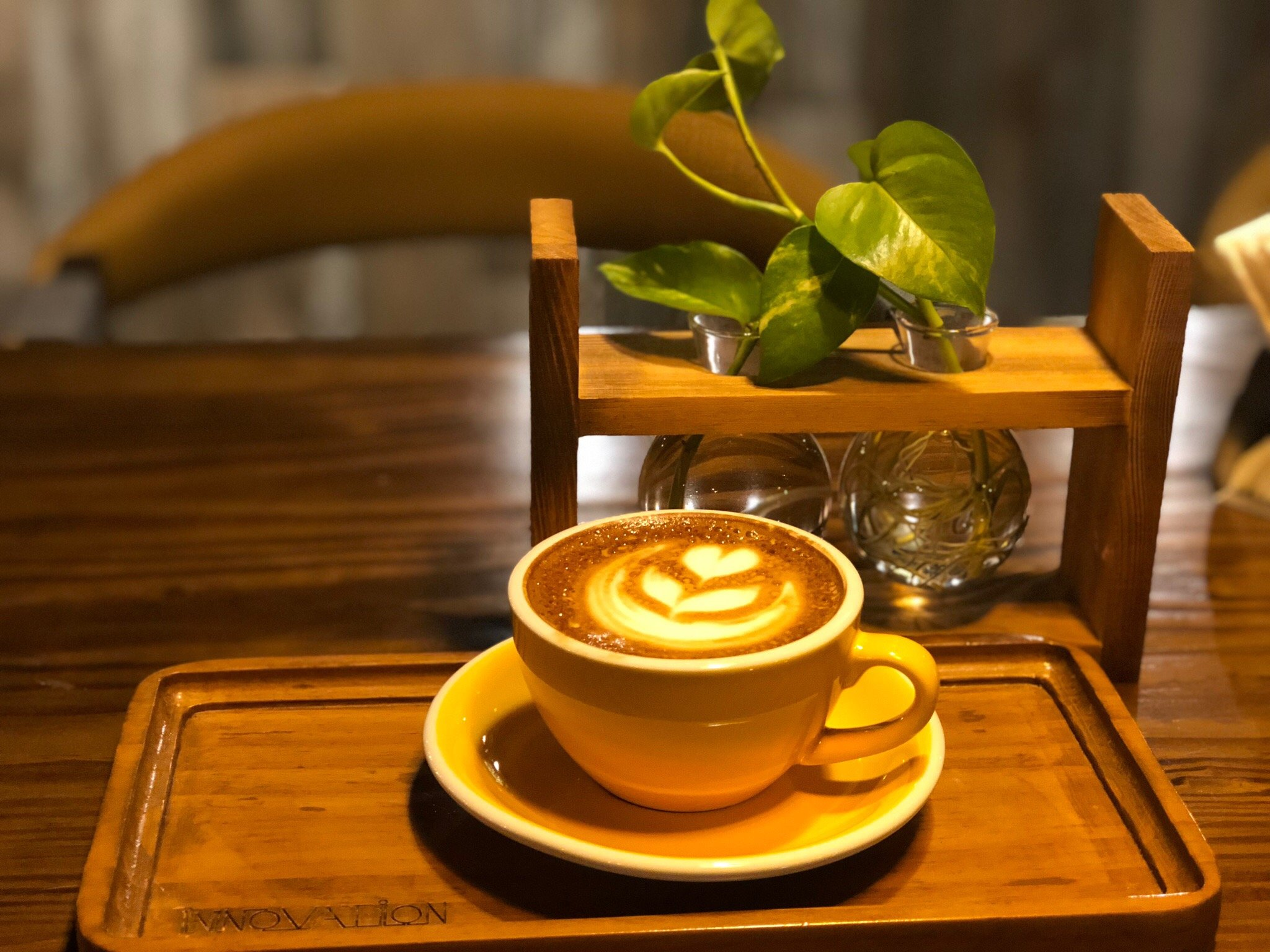 Innovation Taste Coffee