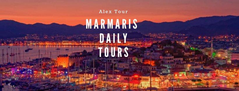 Marmaris tour time
