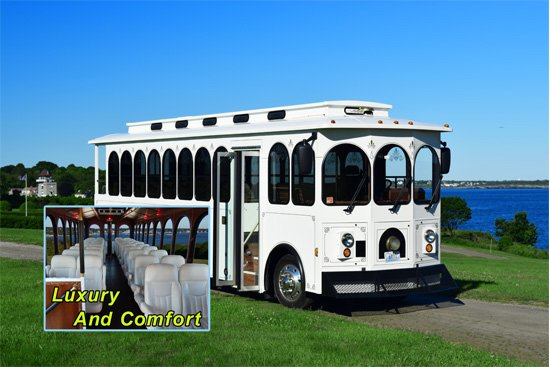 ‪Newport Travel Trolley Tours‬