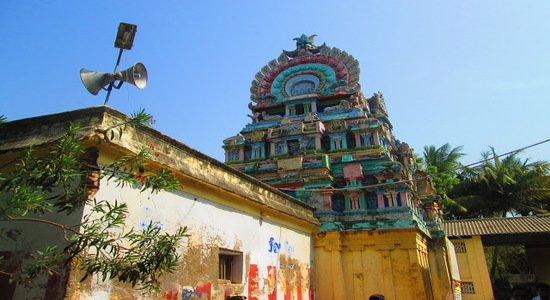 Sri Kalyanasundareswarar Temple
