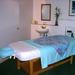 One of 7 Massage Treatment Rooms