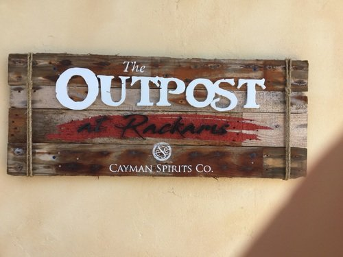 The Outpost at Rackams