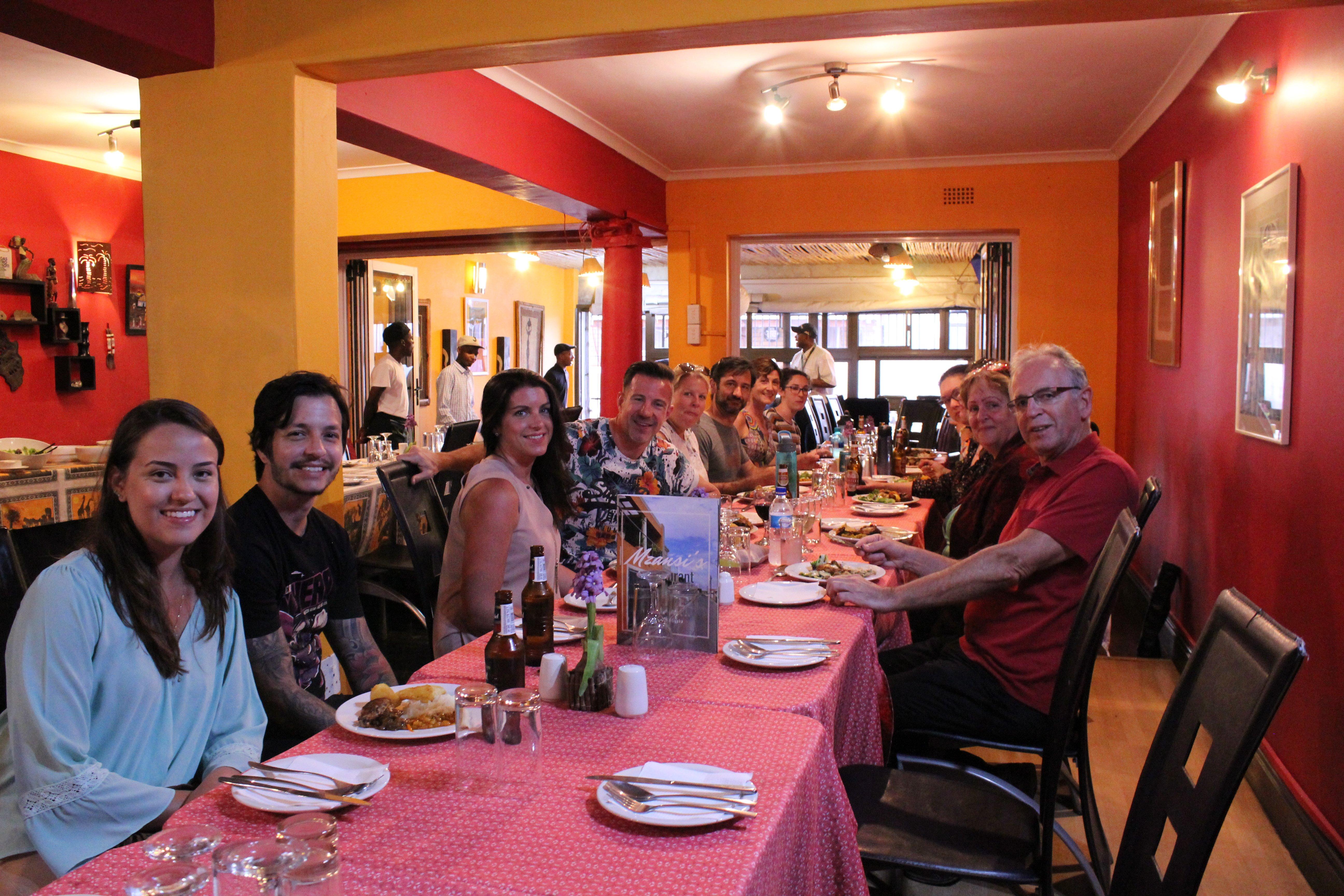 Things To Do in Tunisian, Restaurants in Tunisian