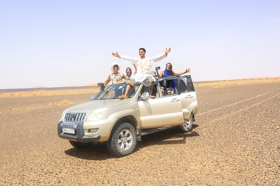 Sahara Marruecos Tours