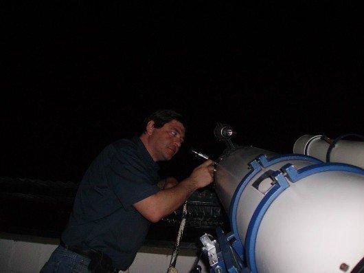 Observatorio Astronomico El Castillo