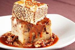 Rocky Road Bread Pudding