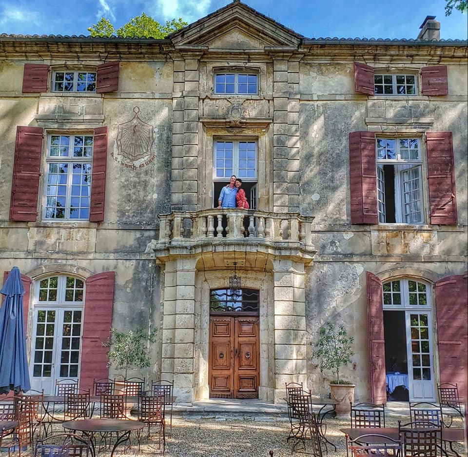 Hôtel Château de Roussan
