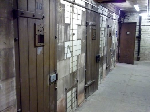 Ayr Town Hall Cells