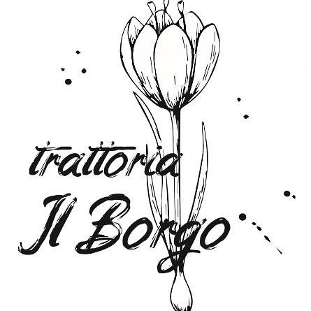 Trattoeia jl Borgo, logo da Luglio 2019