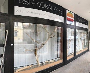 České korálky