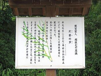 Kataha no Ashi