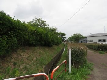 The Site of Fukushima Castle