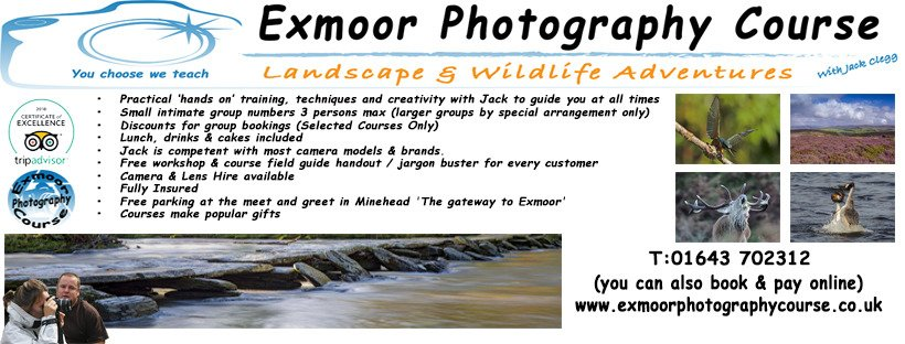 ‪Exmoor Photography Course‬