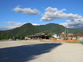 Former Matsushiro Station
