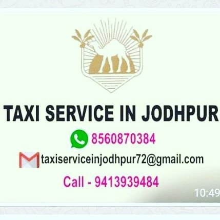 Jodhpur taxi services day tour