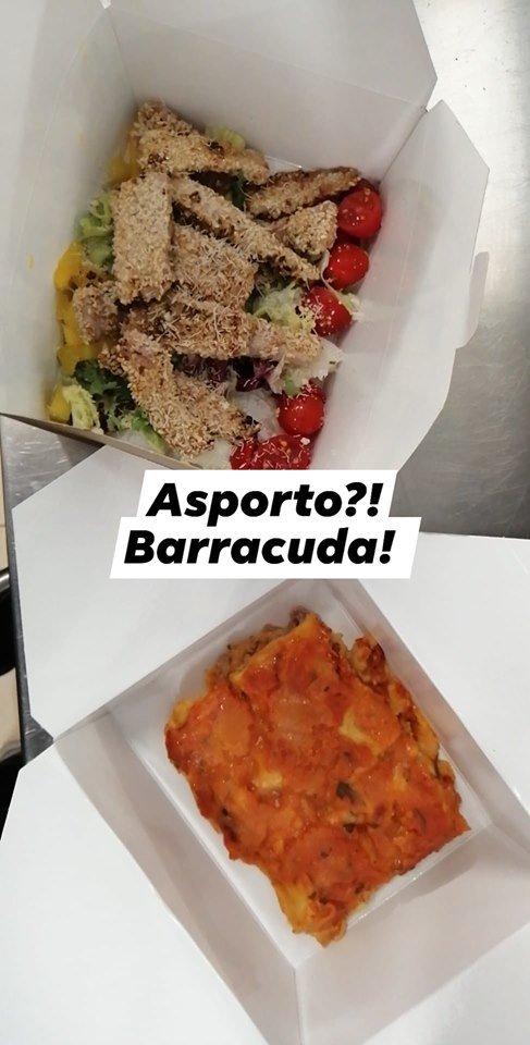 Asporto Barracuda?!