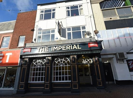 The Imperial Pub Blackpool