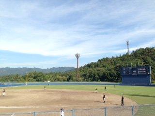 Yamami Mihara Ball Park