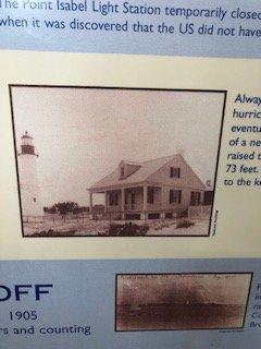 Lighthouse history