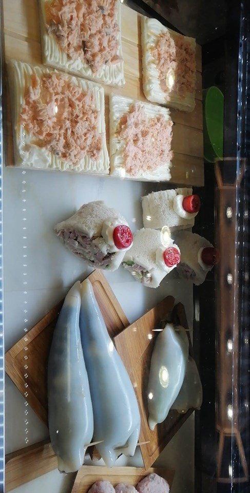 Tramezzini Tonno e Salmone