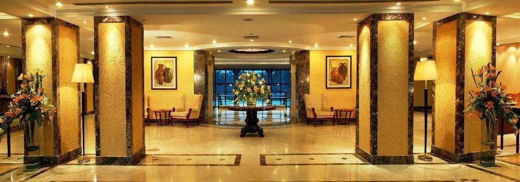 โรงแรมฟอร์จูน พาร์ค พันชวาติ