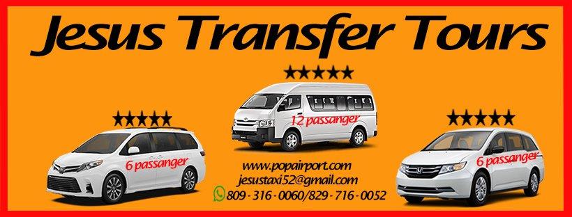 Jesus Transfer Tours