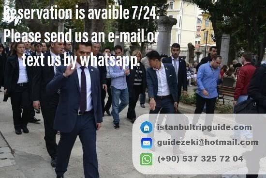 Zeki Ciftci - Istanbul Tour Guide