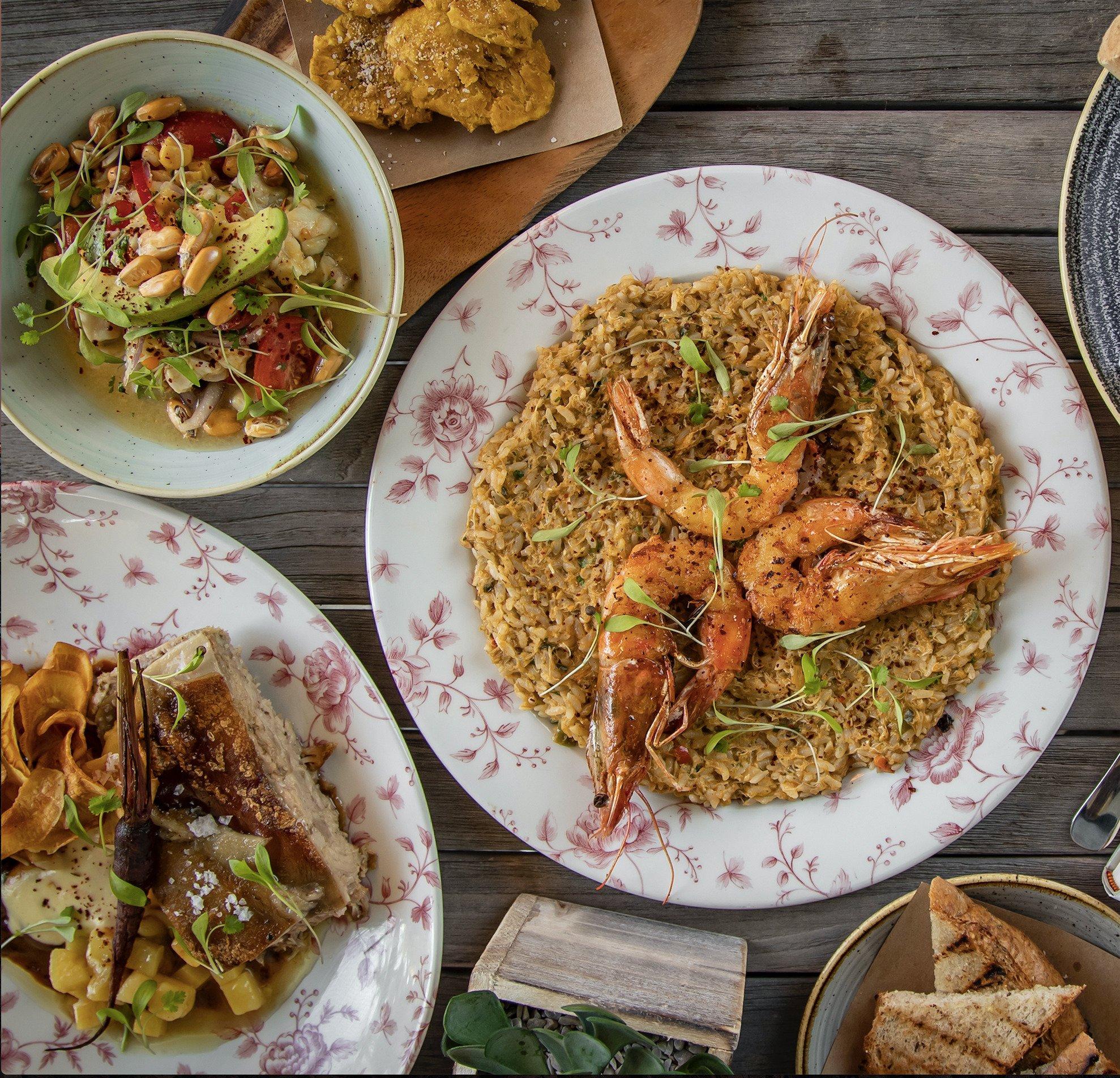 Things To Do in Puerto Rican, Restaurants in Puerto Rican
