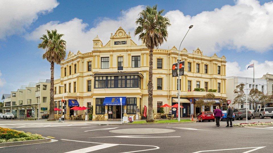 The Esplanade Hotel, Bar & Restaurant