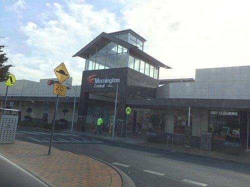 Morningto Central Shop