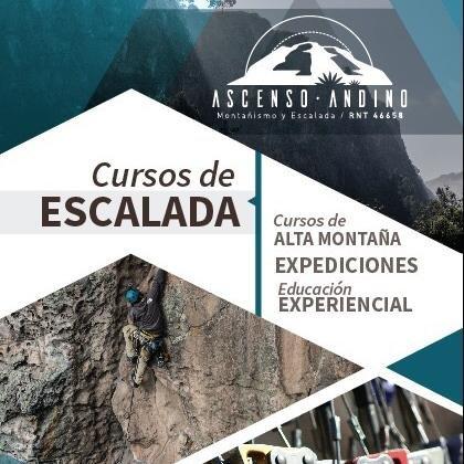 Ascenso Andino Montañismo y Escalada