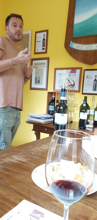 Private Tasting of Amazing Tuscan Wines
