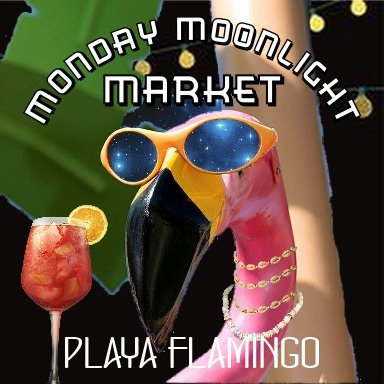Monday Moonlight Market