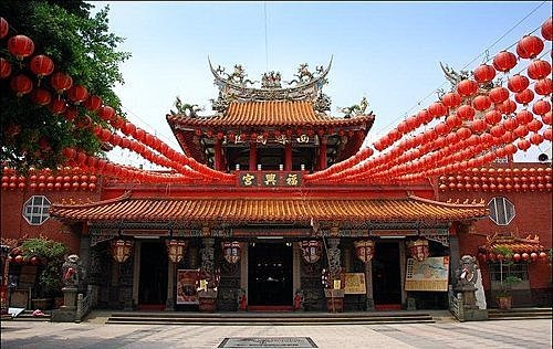 Fuxing Temple