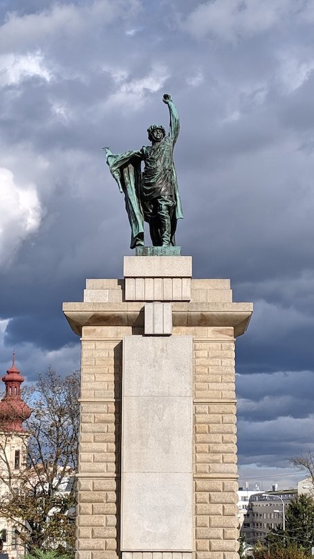 Pomník Rudoarmějce