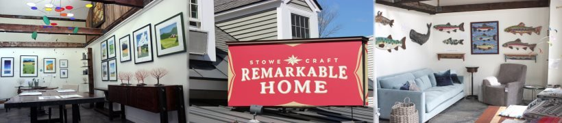 Remarkable Things at Stowe Craft