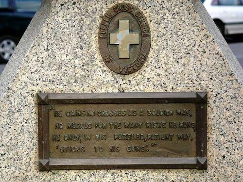 War Horses Memorial