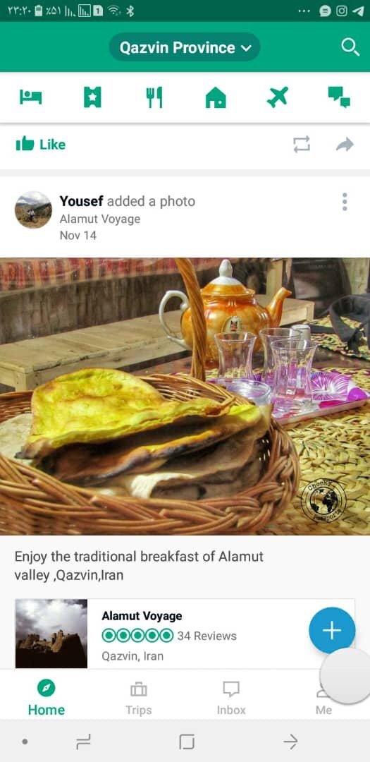 Alamut  Traditional Accommodation