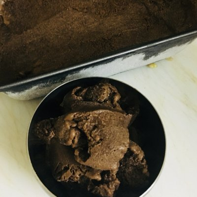 Our famous chunky chocolate ice cream