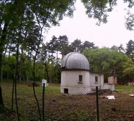 Sofia University Astronomical Observatory