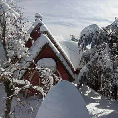 Ski Club at Chréa municipality