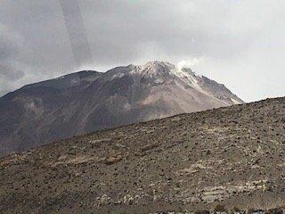 Volcan Ollague