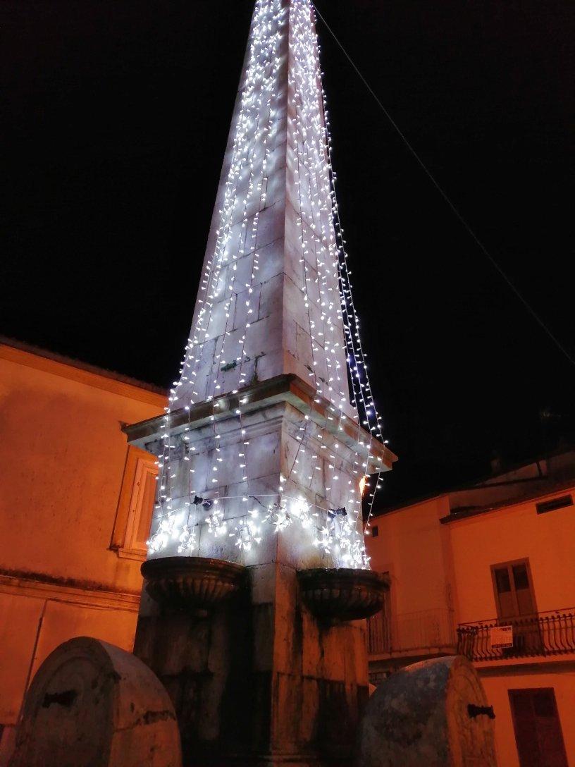 Obelisco Santa Maria
