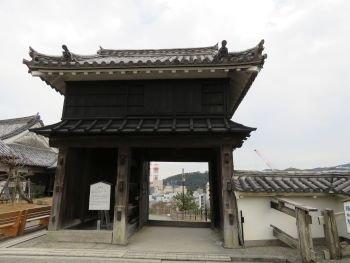Matsuyama Castle Shichikumon Gate
