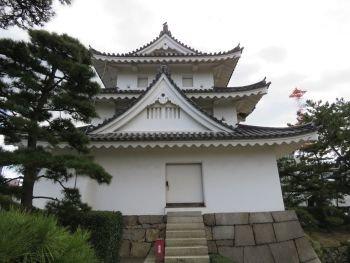 Kyu Higashi no Maru Ushitora Yagura
