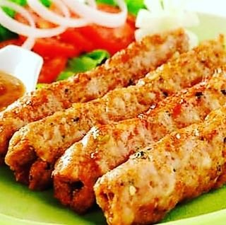 Sheekh Kababs 😜