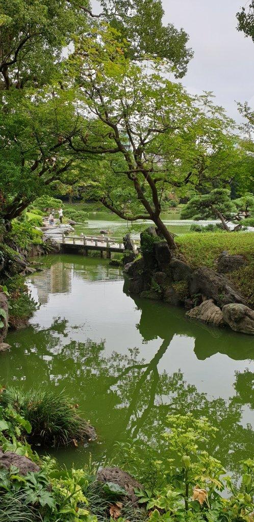 Tokyo - Kiyosumi Park