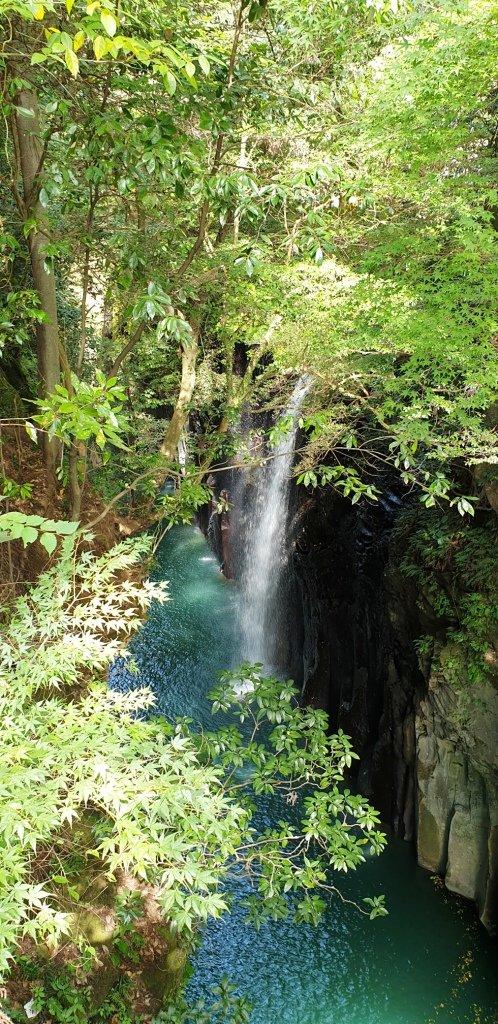 Takachiho-Schlucht und Mount Aso: Takachiho-Schlucht
