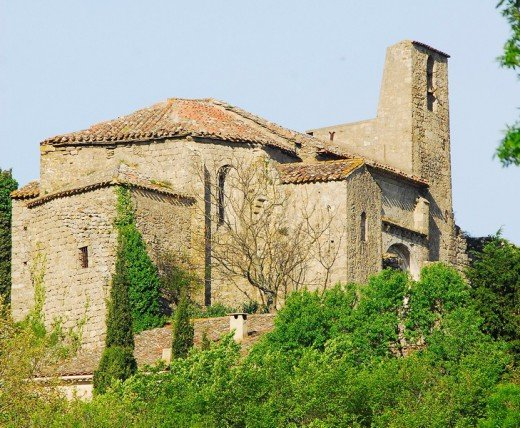 Eglise Sainte-Leocadie