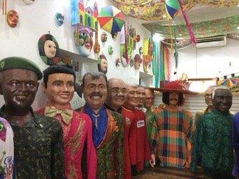 Casa Dos Bonecos Gigantes e Mirins de Olinda